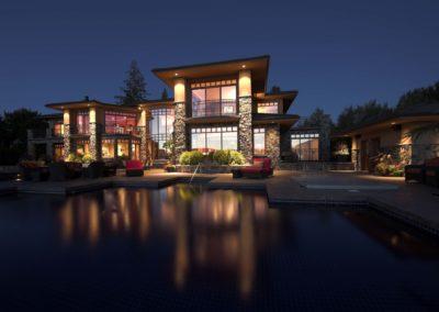Budd Residence
