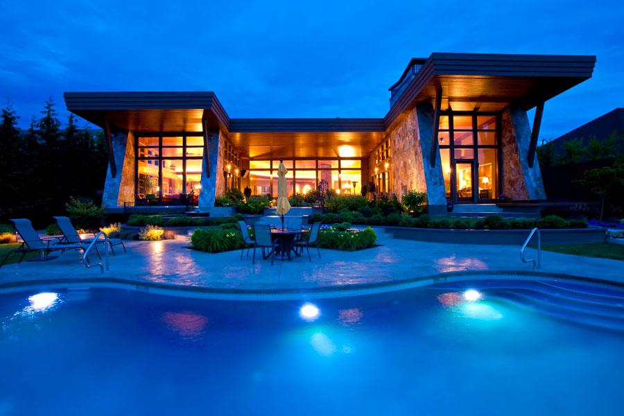 Barnaby Residence Apchin Design Corp Luxury Modern