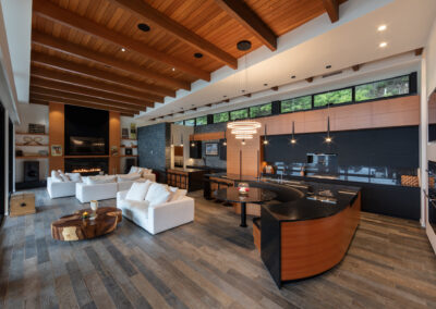 Kelowna design build - custom kitchen