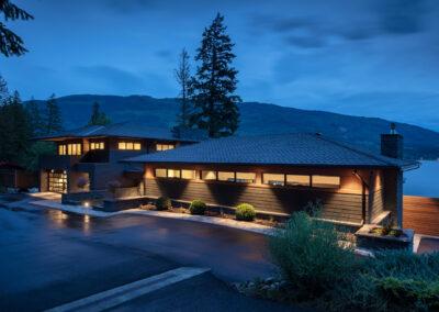 Kelowna design-build house